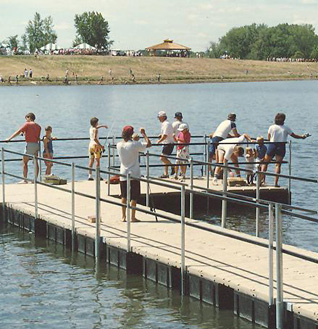 Fishing Docks and Decks